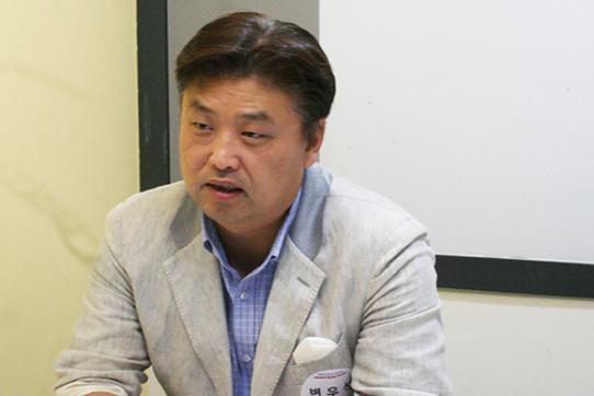 """창업지원단 변우석 위원 """" 시작의 가치, 같이의 가치"""""""