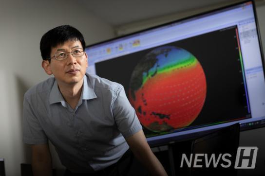 예상욱 교수, '세계 기후변화 분야 과학자 1000명'에 선정...국내 과학자 단 12명
